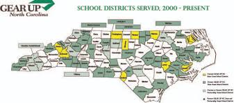 participating districts target schools