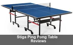 stiga advance table tennis table assembly best stiga ping pong table reviews and ultimate buying guide