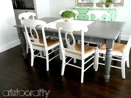 Get Inspired Kitchen Table Makeovers How To Nest For Less - Painting kitchen table