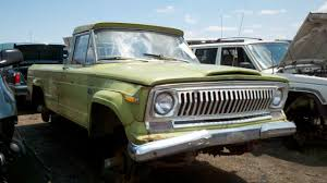 Junkyard Find 1975 Jeep J10 Pickup The Truth About Cars