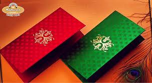hindu wedding cards symbol of tradition