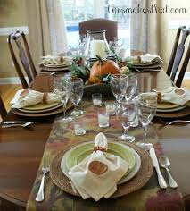 thanksgiving tablescape this makes that