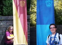 spirit halloween harry potter your guide to hogwarts house pride in hogsmeade