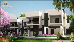 beauty modern house design in 1700 sq feet kerala home design and