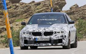 new bmw m5 to switch between awd and rwd at the press of a button