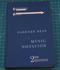 music notation bibliography