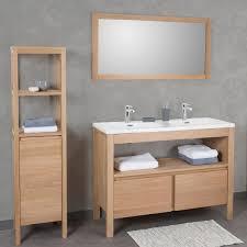 Double Vasque Ikea by Indogate Com Fabriquer Meuble Salle De Bain Avec Plan De Travail