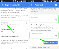 account recovery android how to reset gmail password on android devices dr fone