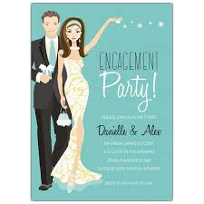 engagement party invites engagement party invitations paperstyle