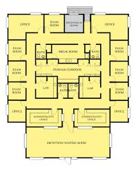 Floor Plan Office Layout 100 Foundation Floor Plan Preliminary Research Office Floor