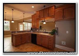 Kitchen Paint Colors With Wood Cabinets Cabinets What Wood Type Should I Choose For My Nc Custom Home