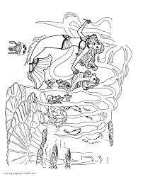 barbie pearl princess coloring pages