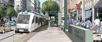 new light rail projects feds to inject 25 million into detroit light rail project