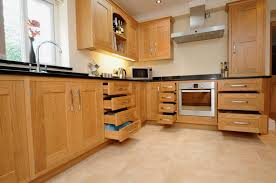 Shaker Kitchen Cabinet Cherry Oak Kitchen Cabinets Of How To Update Oak Kitchen Cabinets