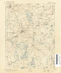 massachusetts on a map massachusetts historical topographic maps perry castañeda map