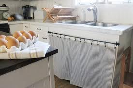 Kitchen Sink Curtain Ideas Kitchen Coastal Kitchen Curtains Red And Black Kitchen Valances