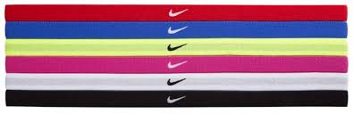 sports headbands nike womens headband 6 pack lacrosse unlimited