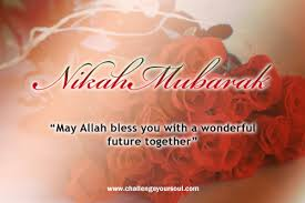 wedding wishes dua my sweet islam nikah mubarak warm wishes marriage