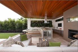 Modern Outdoor Kitchen Design Ideas Perfect Outdoor Kitchen - Backyard kitchen design