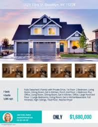free real estate flyer templates real estate flyers templates printing postermywall