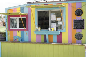 Trash House Josh U0027s Sno Shack Trailer Trash Treatz To Bring Snow Cone Variety