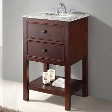 Open Bathroom Vanity by Burnaby 21
