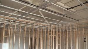 Suspended Ceiling Grid Covers by Install Drywall Suspended Ceiling Grid Systems Drop Ceilings