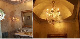 Elegant Powder Room Interior Designers Fort Lauderdale Miami Weston Boca Raton