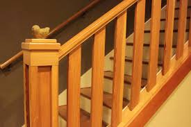 Oak Stair Banister Outdoor Stair Railing Designs Ideas Delightful Wooden Stair