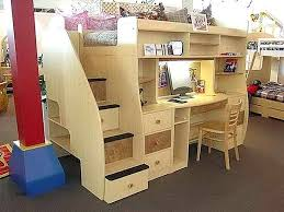 Top Bunk Bed With Desk Underneath Bunk Beds Bunk Bed On Top Desk On Bottom Fresh Top Bunk Bed With
