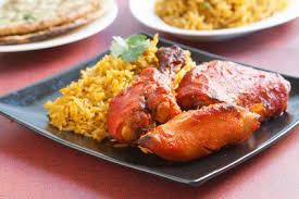 cuisine indienne riz recette de la semaine poulet tandoori et riz à l indienne le
