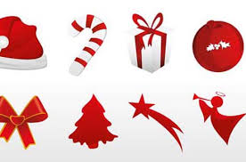 62 free colorful christmas vector graphics for designers designbeep