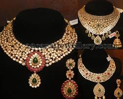 heavy diamond earrings 58 gold diamond necklace sets gold jewellery designs