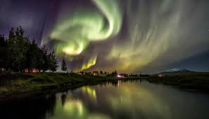 when are the northern lights visible in iceland diy northern lights tour iceland monitor