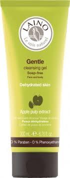 laino gel laino gentle cleansing gel apple pulp extract stroem healthcare