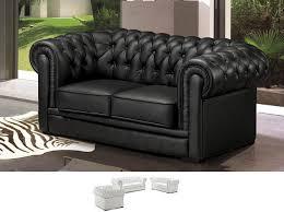 canapé chesterfield cuir canapé 3 places 2 places fauteuil en cuir luxe italien vachette