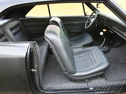 Custom Car Interior Upholstery Muscle Car Aeroupholstery Twin Cities Upholstery And