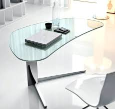 Glass Corner Desks Decoration Designer Computer Desks Glass Corner Desk Design Price