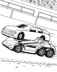 team wheels coloring pages 1 wheels cars coloring pages