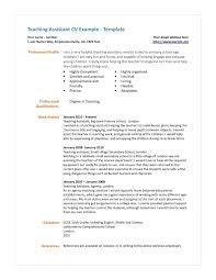 preschool resume template resume template for teaching assistant for free preschool teaching