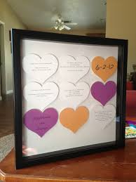 1st year anniversary gift ideas for 19 best 1st year anniversary wedding gift ideas images on