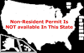 pa carry permit reciprocity map arkansas concealed carry license laws info reciprocity