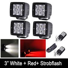 Led Off Road Lights Cheap Online Get Cheap Dual Color Led Light Bar Aliexpress Com