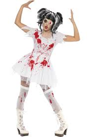 halloween doll costumes adults