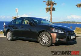 lexus gs length 2012 lexus gs 350 sports luxury review performancedrive