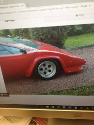 lamborghini kit car for sale lamborghini countach replica kit car in washington tyne and