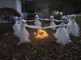 100 easy outdoor halloween decorating ideas 988 best