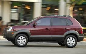 hyundai tucson 2007 mpg used 2007 hyundai tucson for sale pricing features edmunds