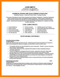 Business Owner Resume Example by 5 Business Owner Resume Samples Packaging Clerks
