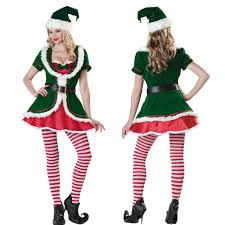 elf halloween costume for christmas special www